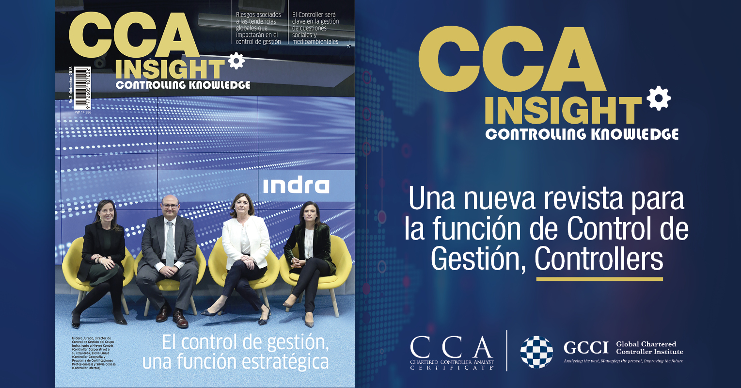 Revista CCA Insight para Controllers