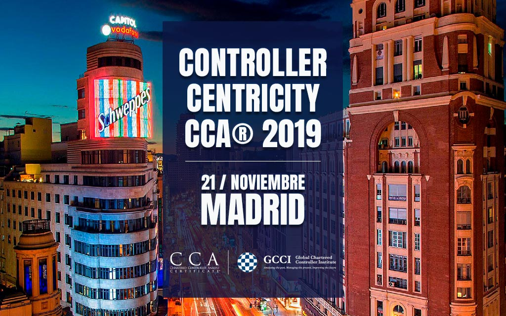 III Controller Centricity CCA® Madrid
