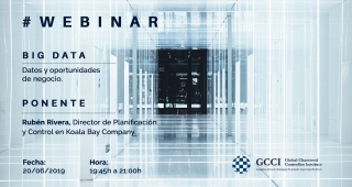 Webinar: Big Data: datos y oportunidades de negocio