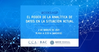 WORKSHOP: EL PODER DE LA ANALÍTICA DE DATOS EN LA SITUACIÓN ACTUAL